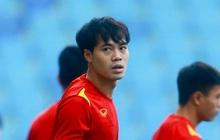 Tuấn Anh không ra sân tập trước trận Việt Nam - Malaysia