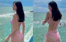 """Hết khoe body sexy với bikini nhỏ xíu, Jun Vũ bất ngờ trổ tài luyện game, """"hot girl Dota"""" có sắp quay trở lại?"""