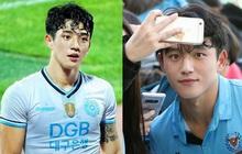 """Dành ra 2 phút ngắm cầu thủ đẹp trai nhất xứ Hàn đi """"quý zị"""" ơi, lấy sức hâm nóng trước thềm trận Việt Nam - Malaysia đêm nay nha!"""