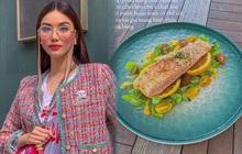 Nấu bữa nào bữa nấy xịn xò như Lan Khuê với loạt bát đĩa siêu đẹp nhìn là biết gia chủ có gu thẩm mỹ