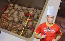 """Tiến Linh khoe khả năng nấu ăn """"thần sầu"""" làm chị em thi nhau nhận chồng, ấy thế mà vẫn than ế và nhờ Cris Phan """"rao bán"""""""