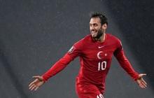 Chưa đá khai mạc, sao Thổ Nhĩ Kỳ đã hẹn gặp Italia ở chung kết Euro