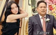 Người bố bí ẩn của Jisoo (BLACKPINK): Chủ tịch giải trí, quyền lực đến đâu mà Heechul và loạt sao nổi tiếng quen biết?