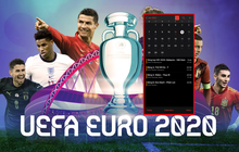 Mẹo hay tạo lịch xem Euro 2020 ngay trên iPhone chỉ trong một nốt nhạc!
