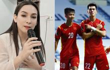 """Phi Nhung đăng bài ủng hộ tuyển Việt Nam quyết thắng liền bị netizen cà khịa """"giả tạo"""", chính chủ đáp trả thế nào?"""