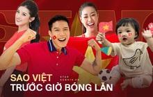 Tiểu Vy, Khánh Vân và dàn sao hừng hực khí thế cổ vũ tuyển Việt Nam: Tất cả đu trend đoán tỉ số, Phi Nhung gây chú ý giữa drama