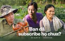 """Những kênh ẩm thực theo trend """"bỏ phố về quê"""" đầy thi vị, mùa dịch ở nhà ai thích nuôi cá, trồng rau thì nhấn subscribe ngay!"""