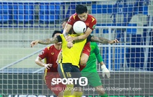 Tình huống Văn Hậu phạm lỗi khiến tuyển Việt Nam nhận bàn thua trước Malaysia