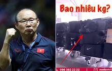 Đội tuyển Việt Nam sang Dubai thi đấu mang theo bao nhiêu kg hành lí, con số được tiết lộ sẽ làm bạn sốc nặng đấy!