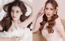 Nữ thần Baifern (Chiếc Lá Bay) khoe ảnh mới nhưng bị chê kém Hương Giang, netizen tranh cãi còn lôi ra cả bằng chứng