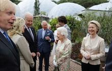 Tổng thống Mỹ Biden lần đầu gặp Nữ hoàng Anh Elizabeth