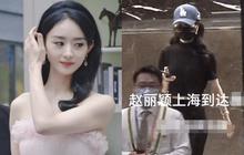 Triệu Lệ Dĩnh vội vã trở về Thượng Hải chăm con ngay trong đêm, cuộc chiến với chồng cũ ngày càng gay cấn?