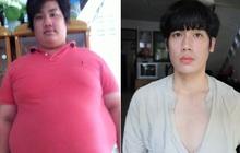 Chàng mập Thái Lan giảm một lèo 81kg rồi biến thành nam thần luôn