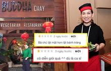 """Nhà hàng chay của Phi Nhung hứng """"bão"""" đánh giá 1 sao từ dân mạng sau drama với con trai nuôi, người từng đến ăn review ra sao?"""