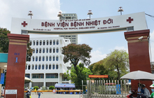 NÓNG: 3 nhân viên BV Bệnh Nhiệt đới TP.HCM nghi nhiễm Covid-19
