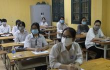 Thi lớp 10 Hà Nội: 38 thí sinh vắng mặt do ảnh hưởng dịch Covid-19