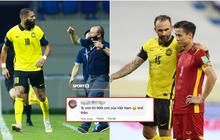 """Cổ động viên Việt Nam ồ ạt tấn công Facebook """"2 cầu thủ gây ấn tượng nhất"""" của Malaysia"""