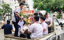 24 thí sinh thi vào lớp 10 đến nhầm điểm thi được CSGT dùng xe công vụ chở đi, lý do chỉ bởi bỏ qua một chi tiết trên giấy báo dự thi