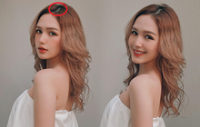 Ngắm Xoài Non xinh đẹp bất chấp, netizen chẳng màng tới điểm trừ ở tóc của cô