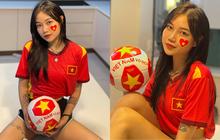 """Nữ streamer lỡ lời tuyên bố """"thắng thì... thích gì chiều luôn"""", ngay lập tức bị fan """"gọi hồn"""" sau chiến thắng của đội tuyển Việt Nam"""