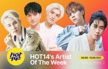Jack bất khả chiến bại, Quang Hùng MasterD và bộ đôi Cody - Đỗ Hoàng Dương xếp ở đâu trên HOT14's Artist Of The Week?