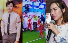 Diệu Nhi bật khóc, Trịnh Thăng Bình và dàn sao Việt cầu nguyện cho cầu thủ Erikse tuyển Đan Mạch đột quỵ trên sân đấu Euro