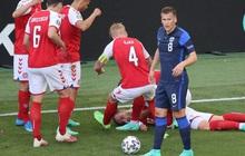 Sốc: Ngôi sao tuyển Đan Mạch đột quỵ ngay trên sân đấu Euro, cả khán đài chết lặng, chìm trong nước mắt
