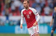 Nóng: Eriksen gọi facetime động viên đồng đội hoàn thành trận đấu