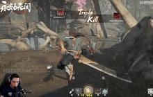 """Siêu phẩm """"PUBG kiếm hiệp"""" tung loạt cảnh combat mãn nhãn, hé lộ ngày mở bản Beta tiếp theo cho game thủ"""