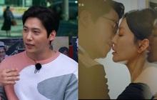 """Ông xã giờ mới hé lộ cảm xúc thật khi """"ác nữ"""" Kim So Yeon hôn bạn diễn: Ghen ra mặt, huỷ cả lịch trình để đến phim trường Penthouse làm gì đây?"""