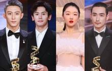 """Trao giải Đêm Điện ảnh Weibo 2021: Bom tấn 19 nghìn tỷ thắng đậm, Hoàng Cảnh Du """"flop"""" cả năm vẫn có giải!"""