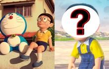"""Lộ diện con trai của Nobita - Shizuka ở phim Doraemon mới: Liệu sẽ đẹp như mẹ hay """"tồ"""" như cha đây?"""