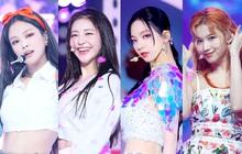 Choáng nặng BXH 30 girlgroup hot nhất: TWICE lên show nước Mỹ mà vẫn bị aespa và Brave Girls đè bẹp, BLACKPINK tụt không phanh