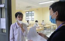 Kỳ thi vào lớp 10 Hà Nội: 278 thí sinh vắng thi, 2 thí sinh bị đình chỉ thi