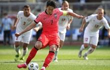 Nóng: Siêu sao Son Heung-min ghi bàn, Hàn Quốc giúp Việt Nam rộng cửa đi tiếp ở vòng loại World Cup 2022