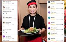 """Nhà hàng chay của Phi Nhung tụt hạng không phanh trên Google sau loạt đánh giá 1 sao, fan kéo nhau vào """"cứu"""" nhưng vẫn không lên nổi?"""