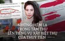 Netizen tiếp tục soi tâm thư Thuỷ Tiên trần tình về biệt thự, phải giải thích đến bao giờ cho vừa lòng mọi người!