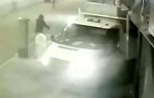Nhóm trộm chuyên dùng xe tải húc đổ ATM hòng lấy tiền suốt 3 năm, năm nào cũng thất bại