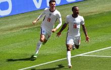 Sterling ghi bàn mang về chiến thắng lịch sử cho tuyển Anh tại Euro
