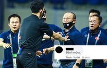 Cộng đồng mạng khuyên thầy Park gõ mã Morse để chỉ đạo trận đội tuyển Việt Nam gặp UAE