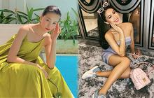 """Instagram look sao Việt tuần qua: Crop-top chiếm sóng, riêng 1 ngôi sao lạc quẻ vì diện nguyên set đồ len """"phát ngốt"""""""