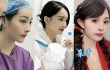 Nở rộ trào lưu phẫu thuật thẩm mỹ mũi và mép tóc giống Dương Mịch, dàn hotgirl xứ Trung giờ ai cũng như ai