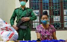 Bắt quả tang nữ quái mua bán trái phép 12.000 viên ma tuý tổng hợp ở Điện Biên