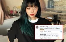 Linh Ngọc Đàm muốn giải nghệ sau khi đạt 5 triệu followers Facebook, fan lập tức lên kế hoạch hủy đăng ký như đã làm với Độ Mixi