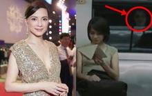 Bóng trắng ghê rợn xuất hiện ngay trên phim của Ảnh hậu Kim Mã, chấn động 19 năm rồi vẫn chưa có lời giải thích!