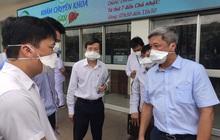Thứ trưởng Nguyễn Trường Sơn rời tâm dịch Bắc Giang, nhận nhiệm vụ mới ở TP.HCM