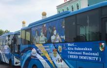 Số ca mắc mới tại Indonesia tăng cao nhất trong 4 tháng qua