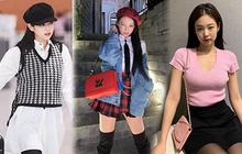 """Đặt lên bàn cân Jennie và Amee: Thường xuyên có những pha lên đồ """"na ná"""", cùng diện 1 style đang hot từ phim ảnh tới ngoài đời"""