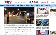 Bộ Công an điều tra cuộc tấn công mạng vào Báo điện tử VOV