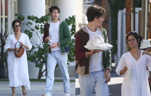 2 sắc thái của cặp đôi Shawn - Camila: Chàng bảnh khỏi chê, nhìn sang nàng phát hoảng vì body làm rộ lên nghi vấn mang thai